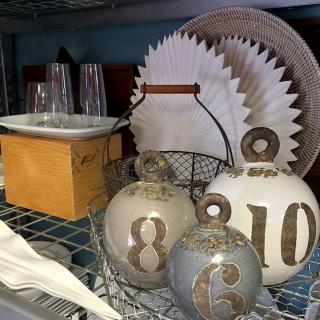 Casa Nova's Shabby Chic Service Ware Collection