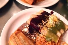 New Mexican Wedding menu by Casa Nova Custom Catering, Santa Fe, New Mexico