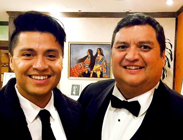 Joaquin Alvarado and Eduardo Ramirez, Casa Nova Custom Catering, Santa Fe, NM